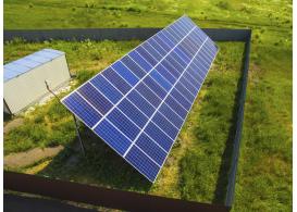 Мережева сонячна електростанція потужністю 19.8 кВт м. Бориспіль