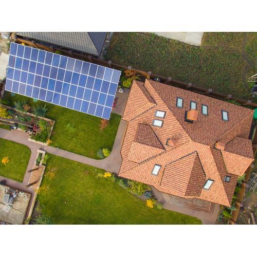 """Сонячна електростанція 15 кВт, під """"зелений"""" тариф"""