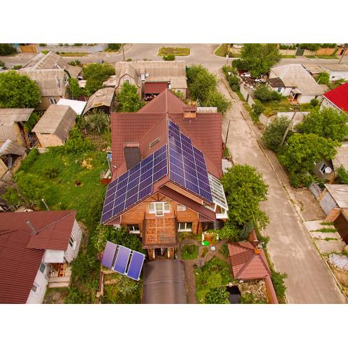 """Солнечная электростанция 10 кВт под """"зеленый"""" тариф, г Киев"""