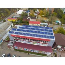 Сколько стоит Сетевая солнечная электростанция мощностью 30 кВт, г. Корсунь Шевченковский