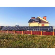 Сетевая солнечная электростанция мощностью 15 кВт, Киевская область