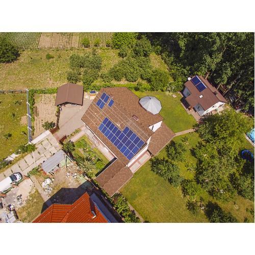 Мережева сонячна електростанція с. Крюковщина
