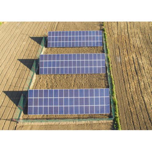 """Наземна мережева сонячна електростанція потужністю 30 кВт під """"зелений"""" тариф"""