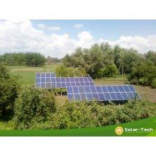 Сколько стоит Сетевая солнечная электростанция мощностью 15 кВт на инверторе SolarEdge, Мена (лето 2019)