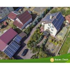 Сколько стоит Сетевая солнечная электростанция мощностью 30 кВт, Киев, (осень 2019)