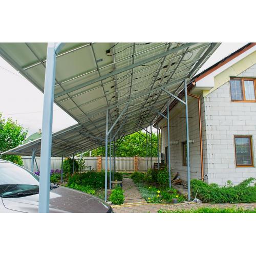 Мережева сонячна електростанція потужністю 30 кВт м. Обухів