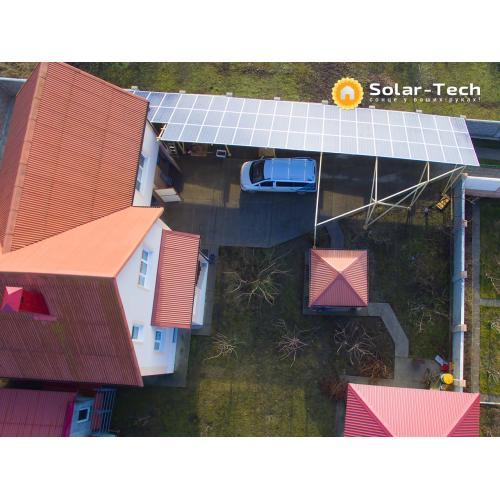 """Сонячна електростанція 18 кВт, під """"зелений"""" тариф"""