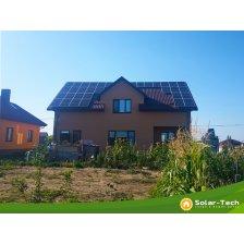Сколько стоит Сетевая солнечная электростанция мощностью 10 кВт тариф г. Ровно (лето 2019)