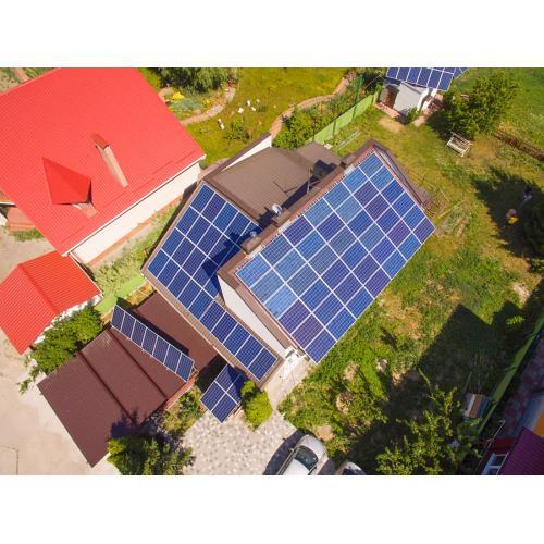 Мережева сонячна електростанція потужністю 30 кВт, Черкаська обл.
