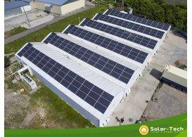 Мережева СЕС під власне споживання потужністю 81 кВт, Хмельницька обл.