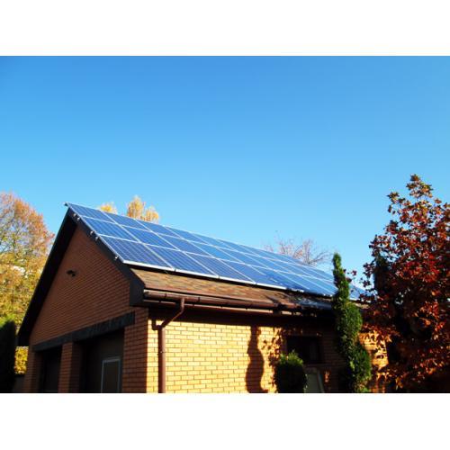 Мережева сонячна електростанція потужністю 10 кВт м. Умань