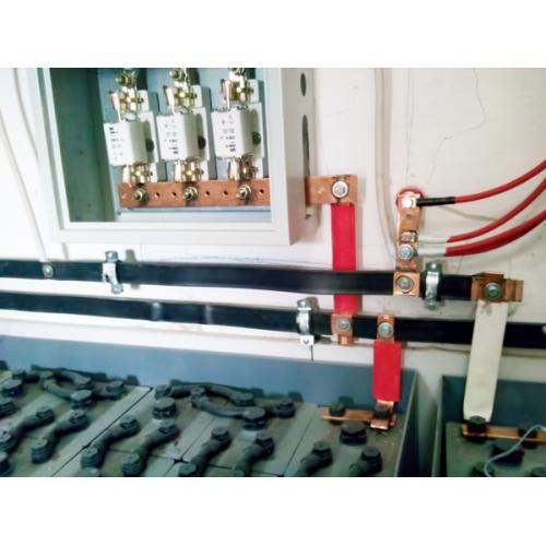 Солнечная электростанция мощностью 15,6 с использованием трекеров слежения за солнцем с. Горобиевка