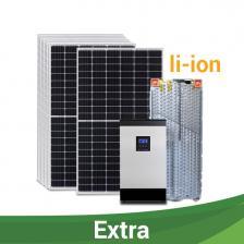 "Скільки коштує Автономна сонячна електростанція ""ЕКСТРА"", 413-490 кВт*г/місяць"