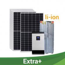 "Скільки коштує Автономна сонячна електростанція ""ЕКСТРА ПЛЮС"", 570-690 кВт*г/місяць"