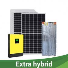 """Скільки коштує Гібридна сонячна електростанція """"ЕКСТРА ГІБРИД"""", 413-490 кВт*г/місяць"""