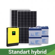 """Скільки коштує Гібридна сонячна електростанція """"СТАНАРТ ГІБРИД"""", 250-290 кВт*г/місяць"""