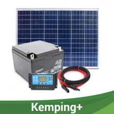 Сколько стоит Автономная система  для кемпинга+, 500-600 Вт*ч в день, 15-18 кВт*ч/месяц