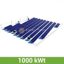 Скільки коштує Мережева станція 1 МВт під зелений тариф