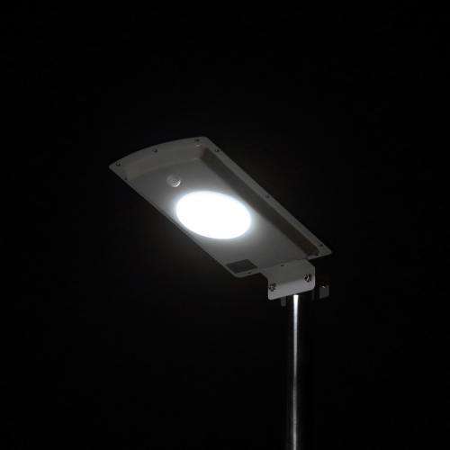 Вуличний автономний ліхтар на сонячній батареї J602-9W
