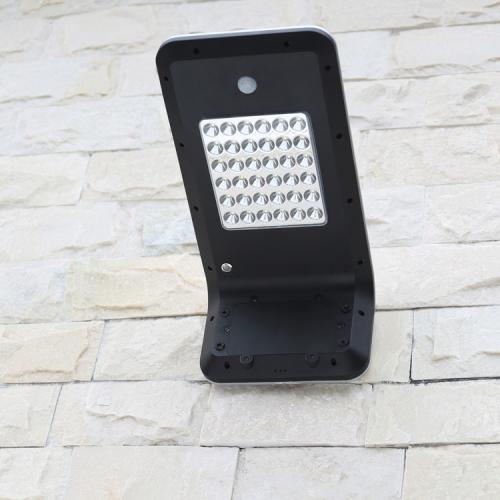 LED светильник на солнечной батарее J602-10W для улиц