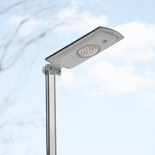 Уличный автономный светильник на солнечной батарее J602-9W