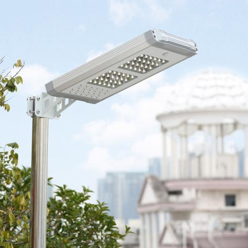 Вуличний консольний ліхтар на сонячній батареї J601-20W