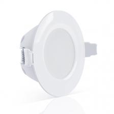 Скільки коштує Точковий світильник Maxus 3W тепле світло (1-SDL-010-01)