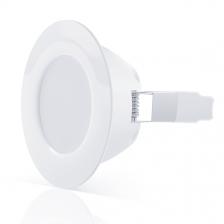 Скільки коштує Точковий світильник Maxus 8W тепле світло (1-SDL-005-01)