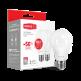 Набор LED ламп MAXUS A60 10W яркий свет 220V E27 (по 2шт) (2-LED-562P)