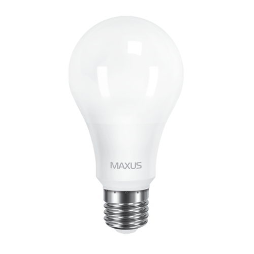 Набор LED ламп MAXUS A65 12W мягкий свет 220V E27 (по 2шт) (2-LED-563P)