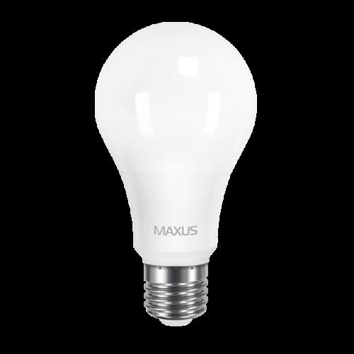 Набор LED ламп MAXUS A65 12W яркий свет 220V E27 (по 2шт) (2-LED-564P)