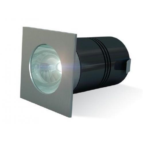 Ground Light 1W 3000K S ST LED світильник садово-парковий