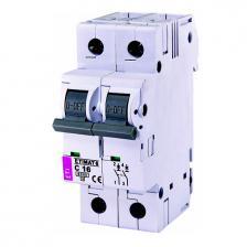 Сколько стоит Автоматический выключатель ETIMAT 6 2p C16