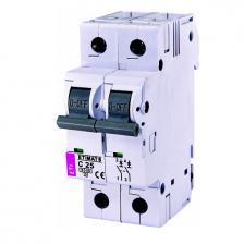 Автоматичний вимикач ETIMAT 6 2p C25