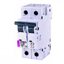 Сколько стоит Автоматический выключатель ETIMAT 6 2p C40