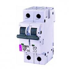 Сколько стоит Автоматический выключатель ETIMAT 6 2p C63