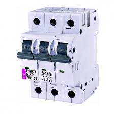 Сколько стоит Автоматический выключатель ETIMAT 6 3p C20