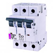 Автоматичний вимикач ETIMAT 6 3p C40