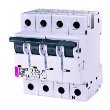 Сколько стоит Автоматический выключатель ETIMAT 6 3p+N C10