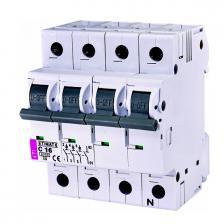 Сколько стоит Автоматический выключатель ETIMAT 6 3p+N C16