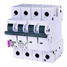 Сколько стоит Автоматический выключатель ETIMAT 6 3p+N C25