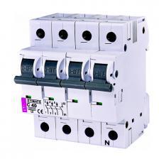 Сколько стоит Автоматический выключатель ETIMAT 6 3p+N C40