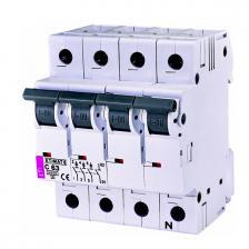 Сколько стоит Автоматический выключатель ETIMAT 6 3p+N C63