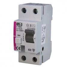 Сколько стоит Дифференциальное реле EFI-2 AC 100/0.3