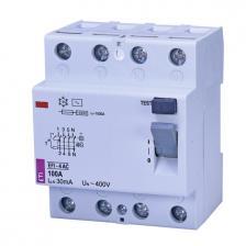 Сколько стоит Дифференциальное реле EFI-4 AC 100/0.03