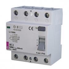 Сколько стоит Дифференциальное реле EFI-4 AC 100/0.3