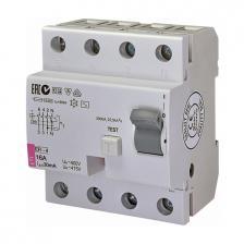 Сколько стоит Дифференциальное реле EFI-4 AC 16/0.03