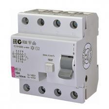 Сколько стоит Дифференциальное реле EFI-4 AC 16/0.1