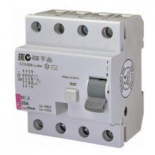 Дифференциальное реле EFI-4 AC 25/0.03
