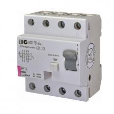 Скільки коштує Диференційне реле EFI-4 AC 40/0.03